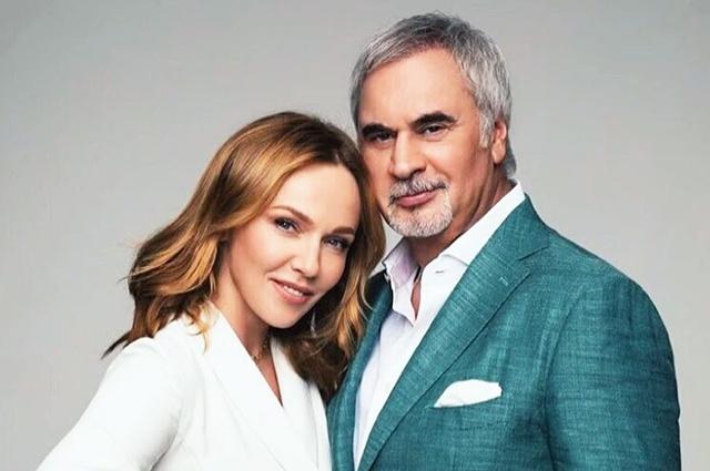 Альбина Джанабаева и Валерий Меладзе представили новую песню