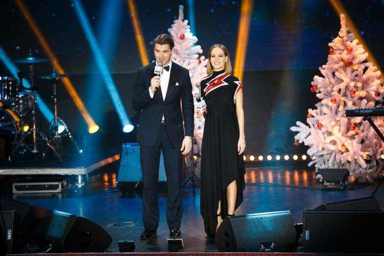 «Авторадио» поздравит с Новым годом зрителей «МУЗ-ТВ»