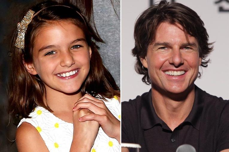 Том Круз хочет встретиться с дочерью спустя семь лет