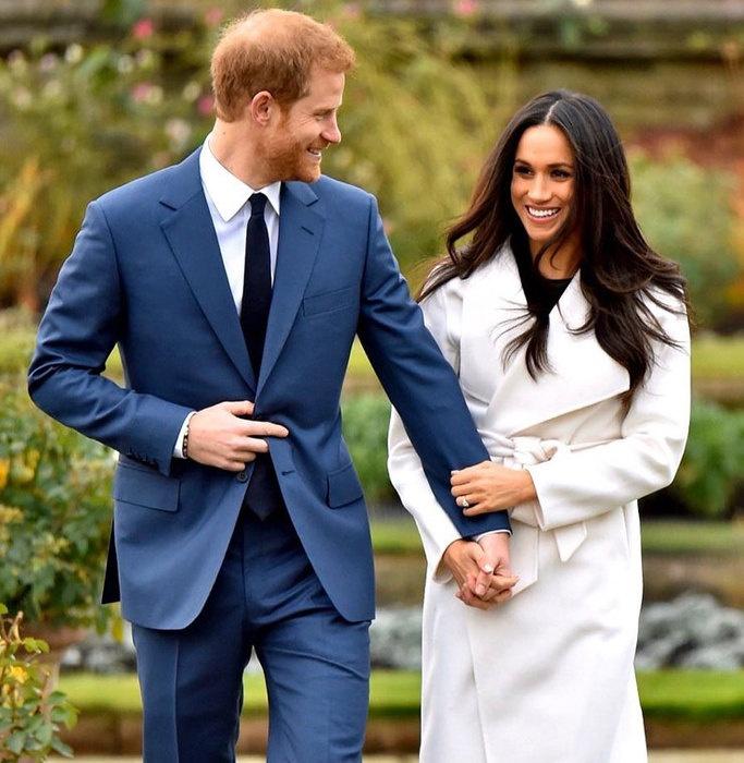 Меган Маркл и принц Гарри отказались от королевских полномочий