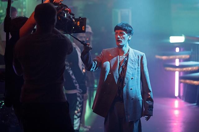 Александр Гудков и Сергей Бурунов поучаствовали в съемках клипа DJ Грува