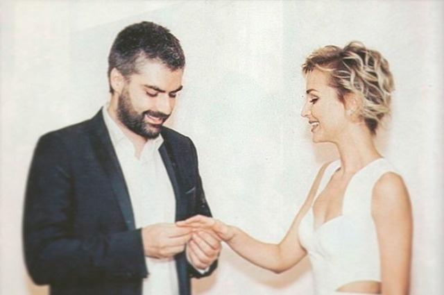 Дмитрий Исхаков поздравил Полину Гагарину с годовщиной свадьбы после расставания
