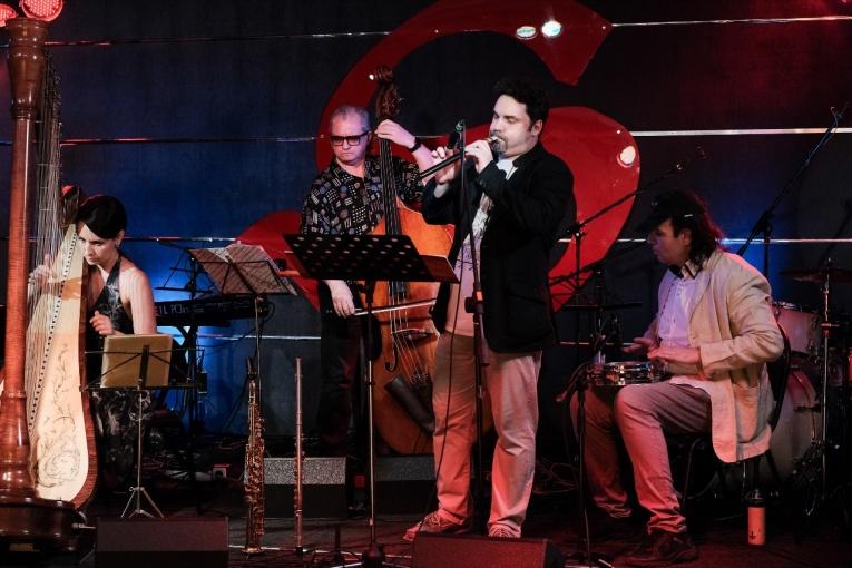 Участники второго полуфинала проекта «Arena Moscow Night. Наш джаз» отметят 100-летие Чарли Паркера исполнением его музыки