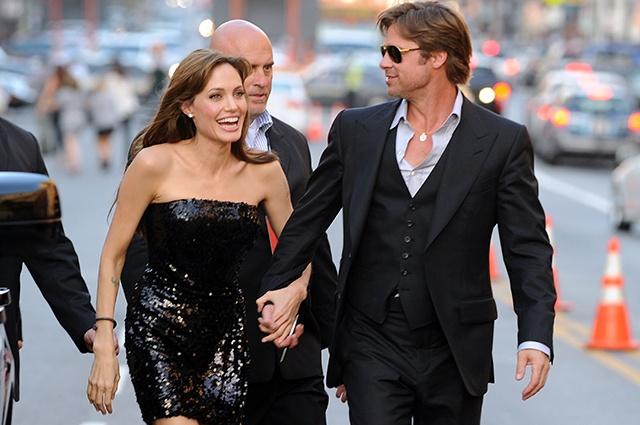 Бывший телохранитель Анджелины Джоли и Брэда Питта рассказал о работе на них