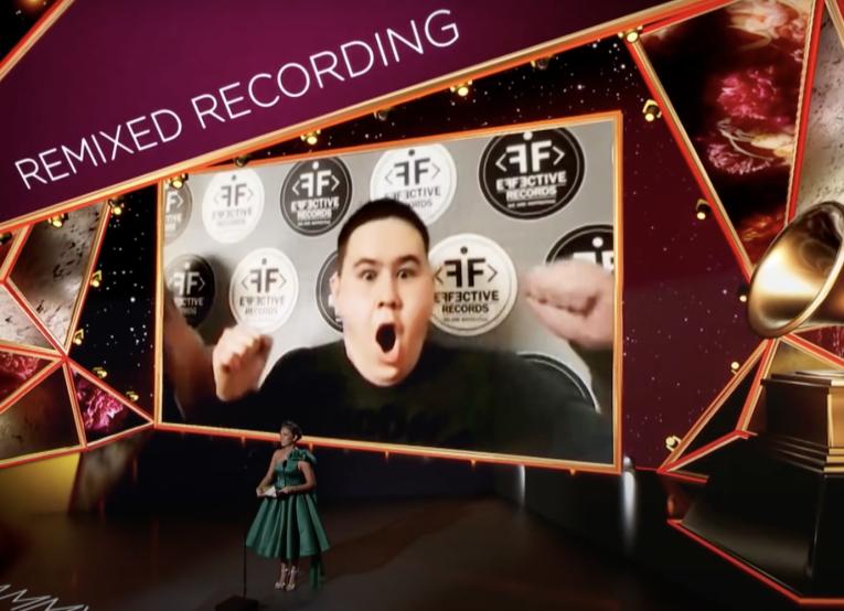 «Шаурма лучше!»: первое интервью после получения Grammy диджей Imanbek дал Радио ENERGY