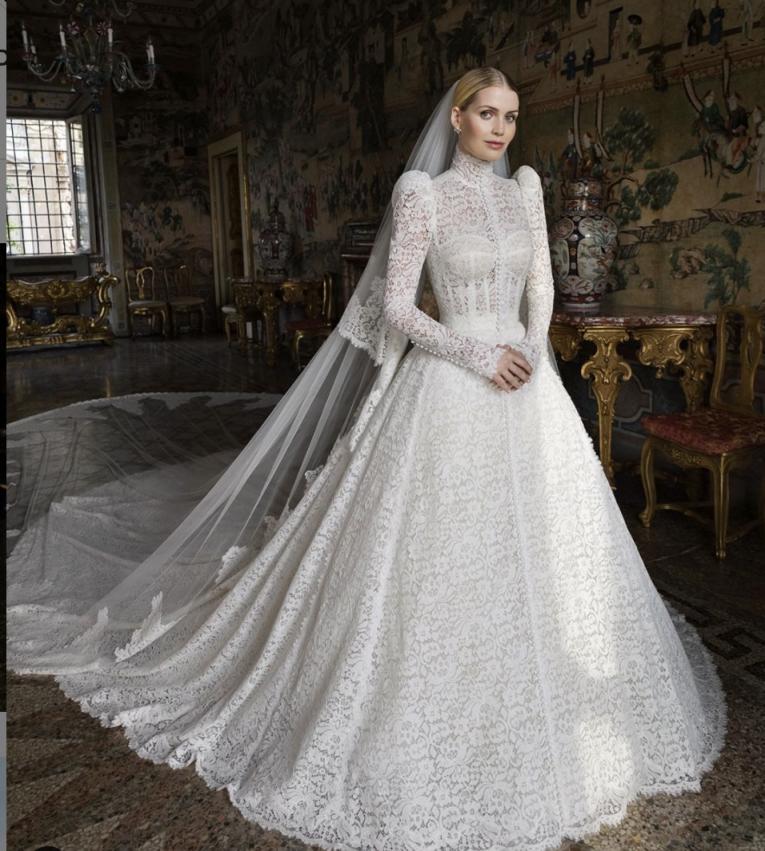 Племянница принцессы Дианы вышла замуж
