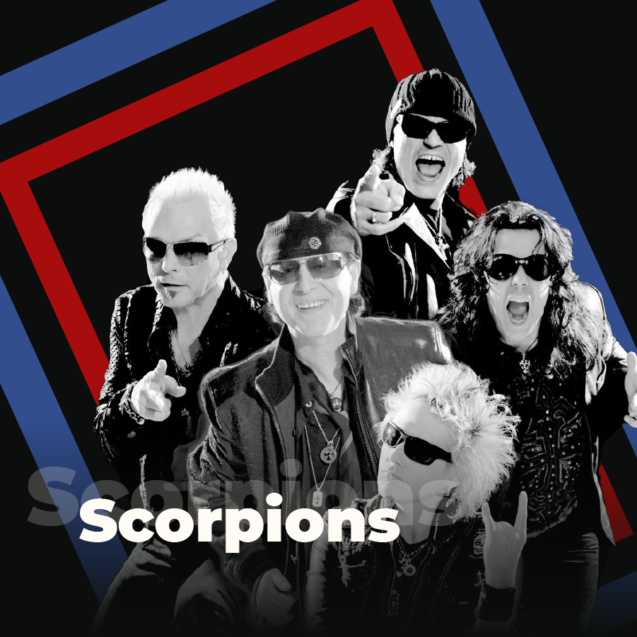 Станция Scorpions на 101.ru