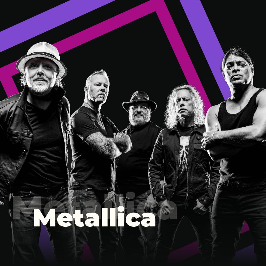 Станция Metallica на 101.ru