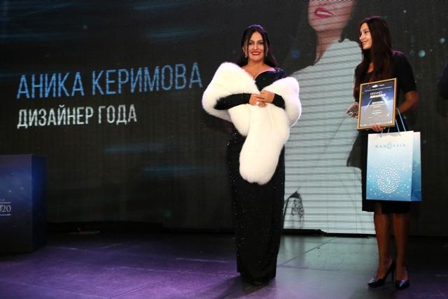 Анику Керимову признали «Дизайнером года»