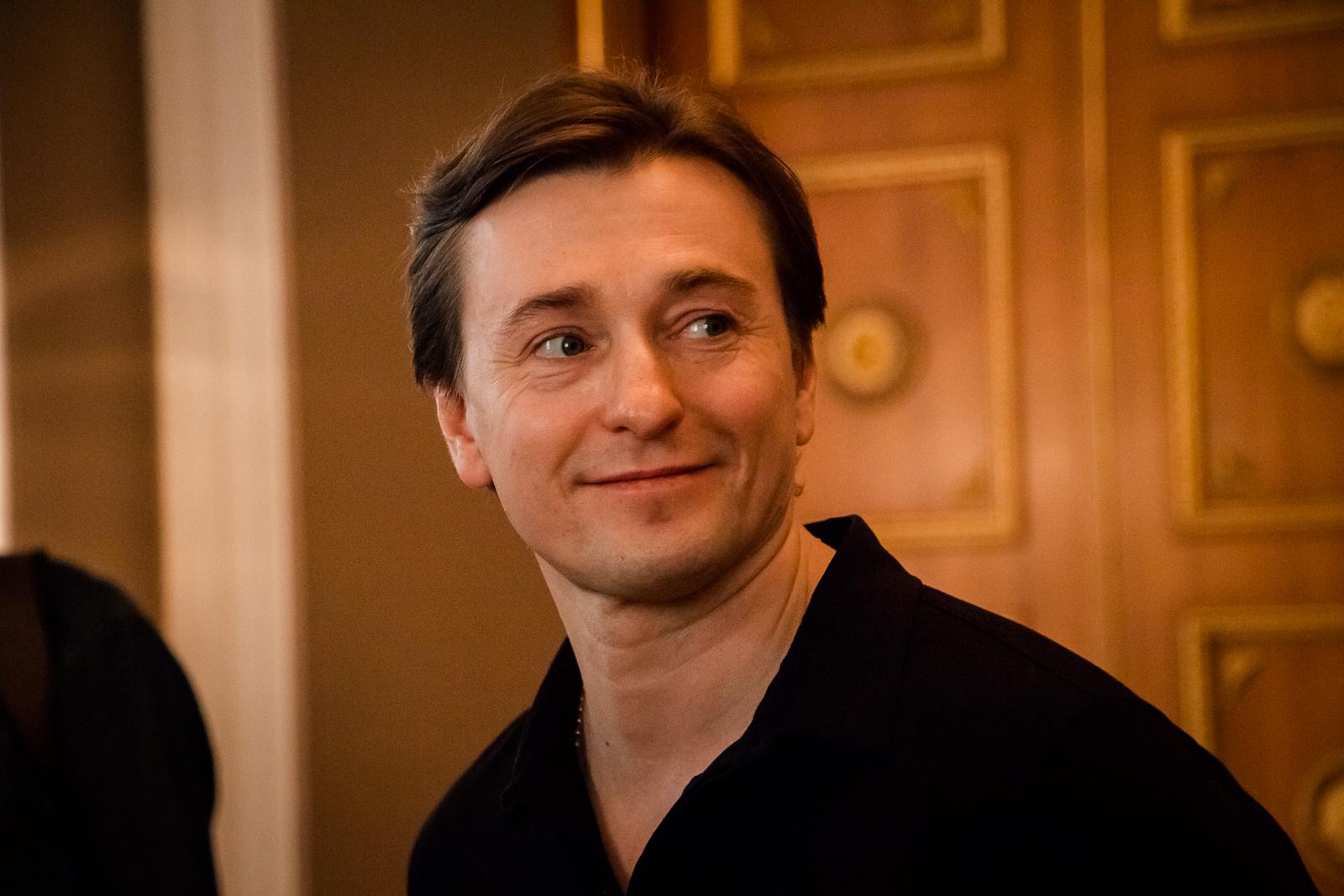 Больной ковидом Сергей Безруков обратился к подписчикам